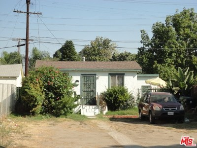 Los Angeles Single Family Home For Sale: 319 E 97th Street