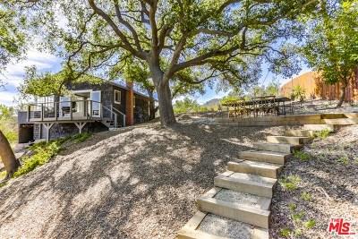 Topanga Single Family Home For Sale: 1543 Fernwood Pacific Drive