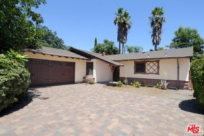 North Hollywood Single Family Home For Sale: 7916 Atoll Avenue