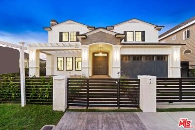 Studio City Single Family Home For Sale: 4014 Van Noord Avenue