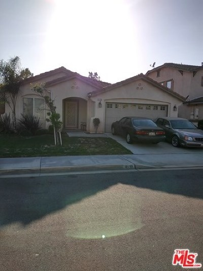Fontana Single Family Home For Sale: 6138 La Costa
