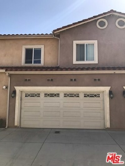 Downey Condo/Townhouse For Sale: 8026 Telegraph Road #1/2