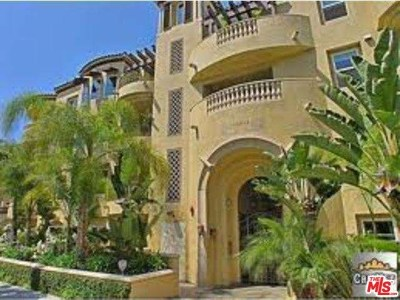 Studio City Condo/Townhouse For Sale: 12021 Guerin Street #PH4