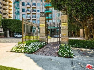 Los Angeles Condo/Townhouse For Sale: 10580 Wilshire #6SW