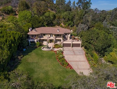 Studio City Single Family Home For Sale: 11947 Iredell Street