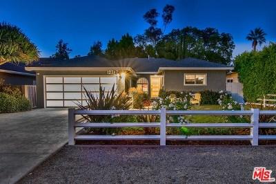 Studio City Single Family Home For Sale: 12747 Kling Street