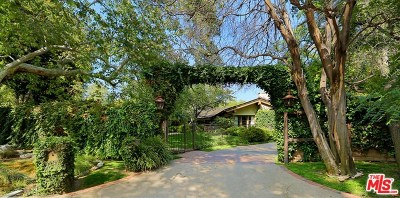 Single Family Home For Sale: 1508 Old Oak Road