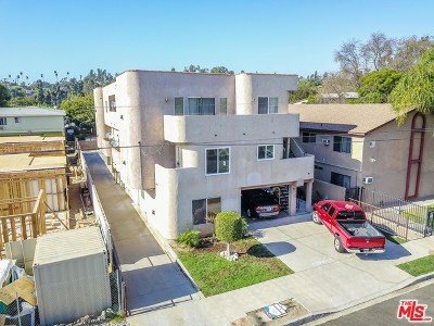Los Angeles Condo/Townhouse For Sale: 711 Bridewell Street #4