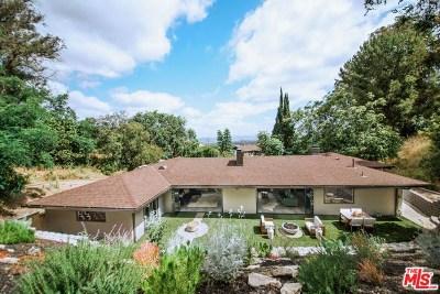 Los Angeles Single Family Home For Sale: 4418 Don Diablo Drive