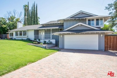Redlands Single Family Home For Sale: 640 Golden West Drive