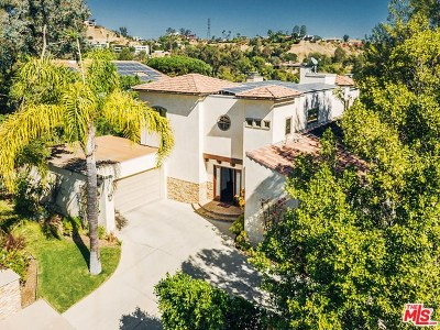 Hollywood Single Family Home For Sale: 2636 Larmar Road