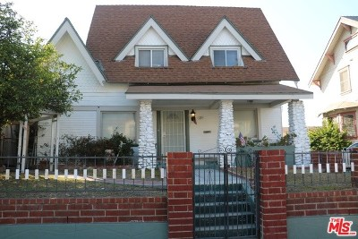 Los Angeles Multi Family Home For Sale: 185 S Virgil Avenue
