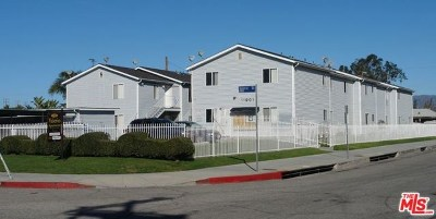 North Hollywood Multi Family Home Active Under Contract: 11901 Valerio Street