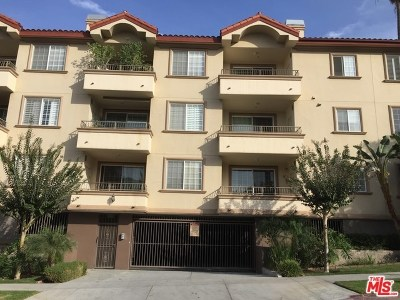 Los Angeles Condo/Townhouse For Sale: 962 S Gramercy Drive #306