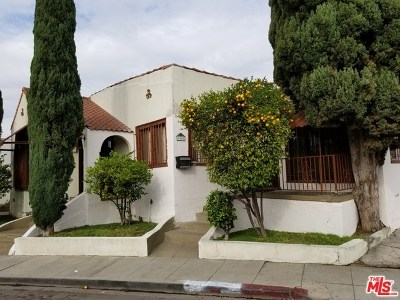 Hollywood Multi Family Home For Sale: 5405 Monroe Street