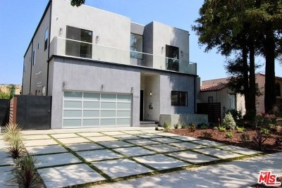 Los Angeles Single Family Home For Sale: 1626 S Bedford Street