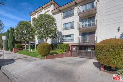 Studio City Single Family Home For Sale: 12801 Moorpark Street #203