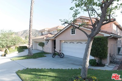 Glendale Single Family Home For Sale: 885 Calle La Primavera