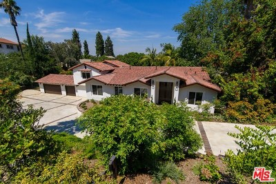 Fullerton Single Family Home For Sale: 819 Ride Out Way