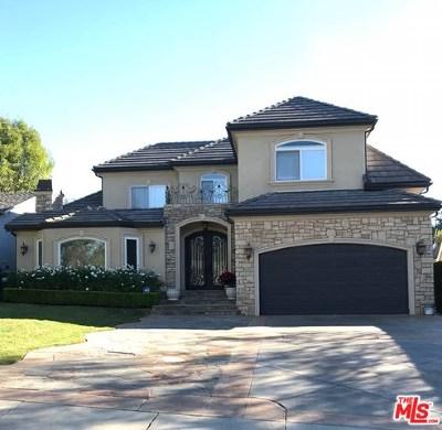 La Canada Flintridge Single Family Home For Sale: 4616 El Camino Corto