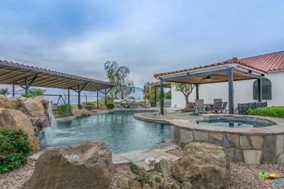 Desert Hot Springs Single Family Home For Sale: 15690 Vista Circle