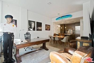 Santa Monica Condo/Townhouse For Sale: 1705 Ocean #101