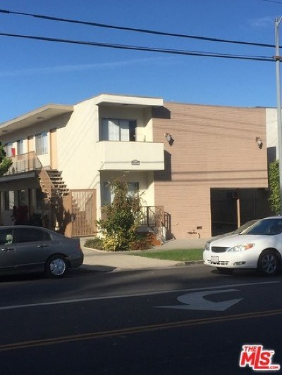 Los Angeles Multi Family Home For Sale: 9337 National