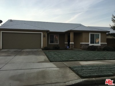 Tulare Single Family Home For Sale: 1971 Amarone