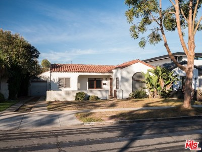 Los Angeles County Single Family Home For Sale: 521 Concord Street