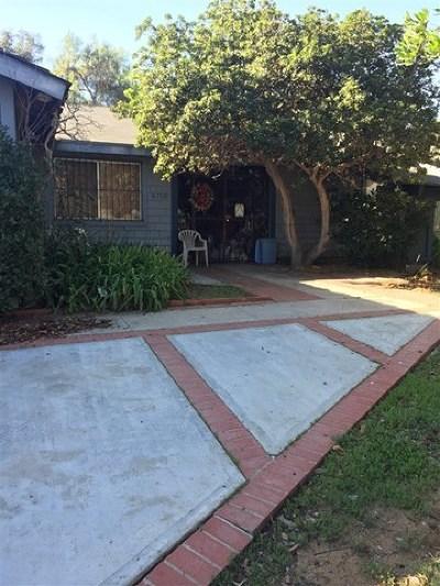 Bonita Single Family Home Active Under Contract: 4756 Butternut Hollow Ln