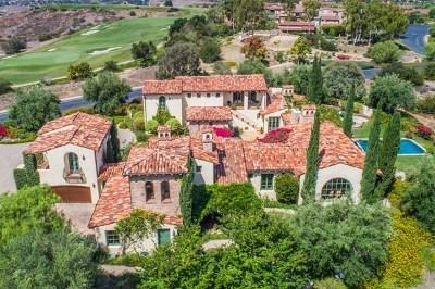 San Deigo, San Diego, San Diego/north Pacific Beach Single Family Home For Sale: 8018 Entrada De Luz E