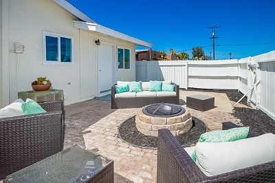 Imperial Beach Single Family Home For Sale: 552 Emory
