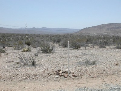 Residential Lots & Land For Sale: Carrizo Creek