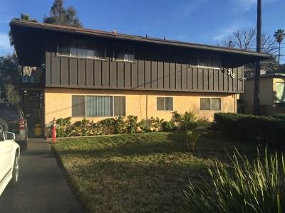 Vista Multi Family Home For Sale: 318 S Avalon Dr