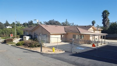 Fallbrook Condo/Townhouse For Sale: 4157 Olive Hill Road