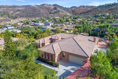 Vista Single Family Home For Sale: 2409 Andersen Ln