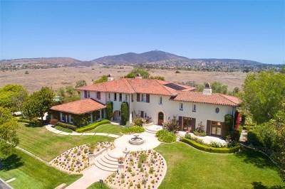 Torrey Highlands Single Family Home For Sale: 14165 Caminito Vistana