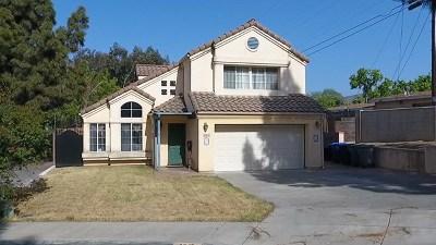 Lemon Grove Condo/Townhouse Active Under Contract: 8647 Shannonbrook Ct