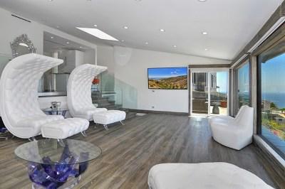 Laguna Beach Single Family Home For Sale: 1730 Thurston
