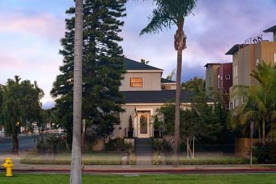 Coronado Condo/Townhouse For Sale: 1106 4th St #5