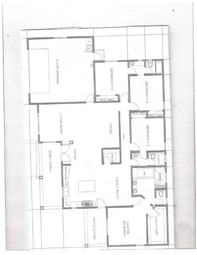 Vista Single Family Home For Sale: 1515 Vale Terrace Place
