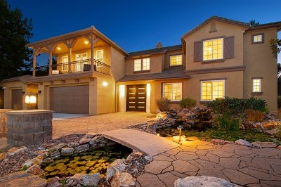 Poway Single Family Home For Sale: 12408 Grange Pl