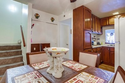 Chula Vista Condo/Townhouse For Sale: 736 G St #C