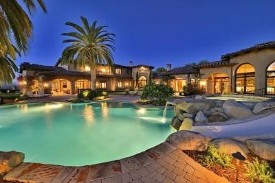 San Deigo, San Diego, San Diego/north Pacific Beach Single Family Home For Sale: 4991 Rancho Del Mar Trail
