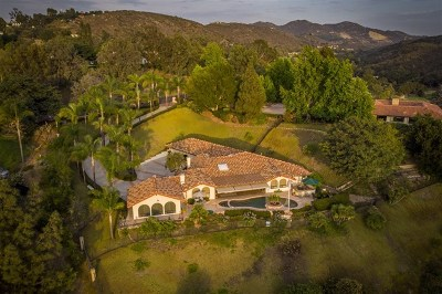 Bonsall Single Family Home For Sale: 29590 Vista Valley Dr
