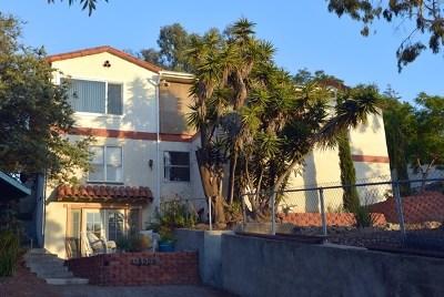 La Mesa Single Family Home For Sale: 8909 Bowling Green Dr