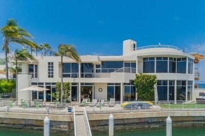 Coronado Single Family Home For Sale: 1 The Point