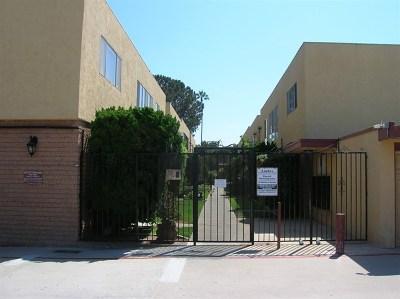 Chula Vista Condo/Townhouse For Sale: 617 3rd Avenue #16