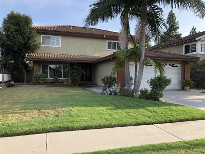 Santa Ana Single Family Home For Sale: 1902 W Carriage Dr