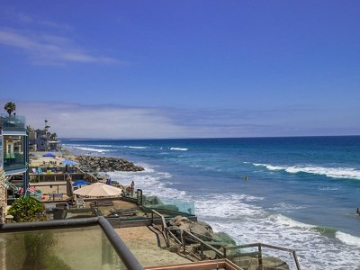 Oceanside Single Family Home For Sale: 1101 S Pacific St